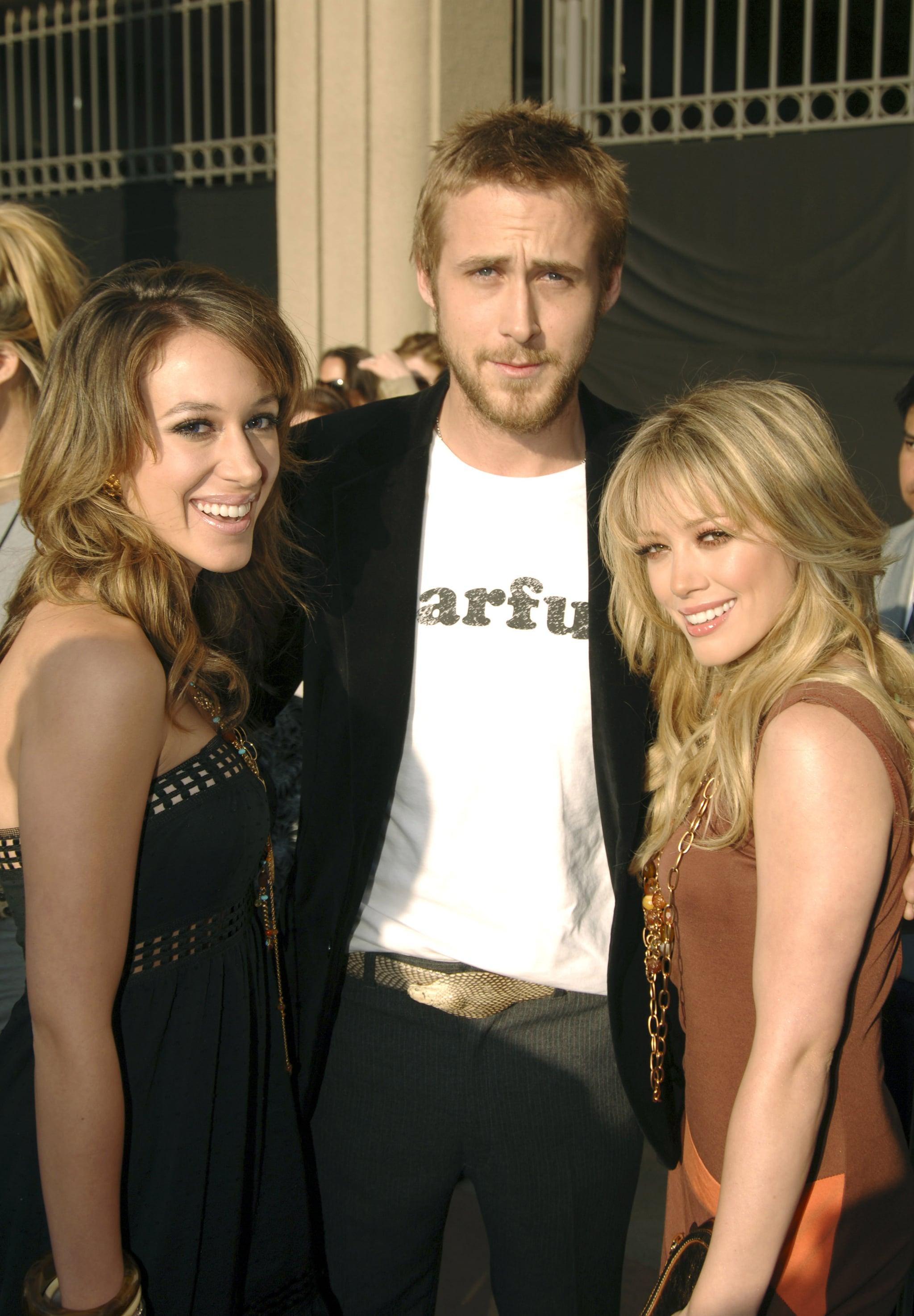 She Got This Close to Ryan Gosling