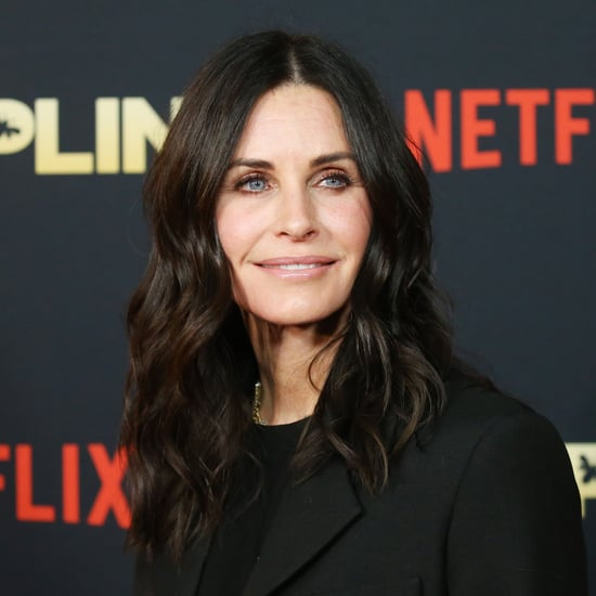 Courteney Cox Got a Lob Haircut With Bangs For Fall
