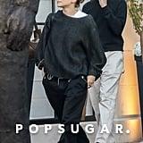 Ashley Olsen With Her Boyfriend, Louis Eisner, in California