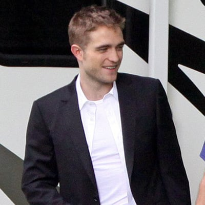 Robert Pattinson on Maps to the Stars Set in Toronto
