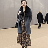 Maggie Gyllenhaal at LFW