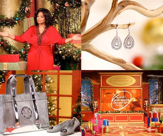 Oprah's Favorite Fashion Things 2010