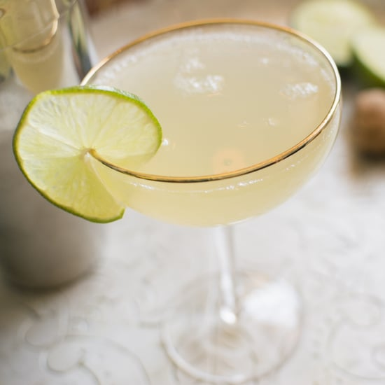 Coconut-Lime Daiquiri Recipe