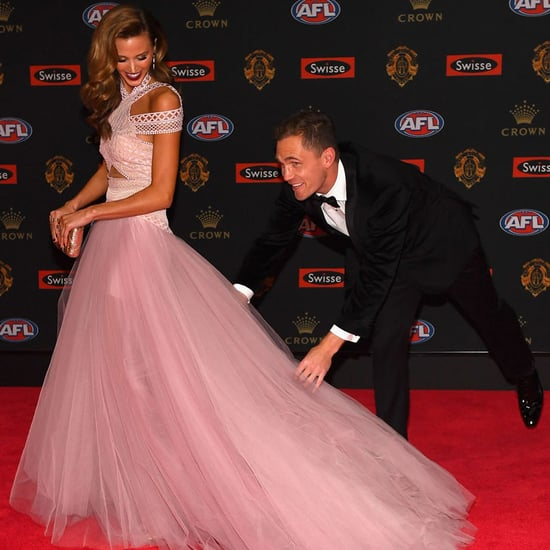 2016 Brownlow Medal Red Carpet Couples Arrivals
