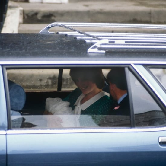 Why Did Princess Diana Hold Baby William Without a Car Seat?