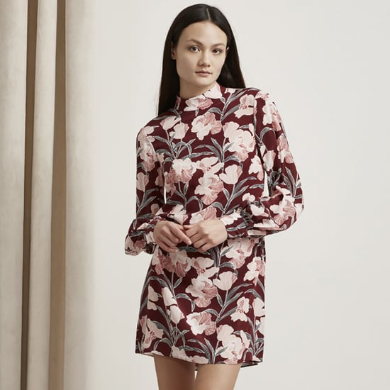Winter Floral Dresses Skirts and Tops Online