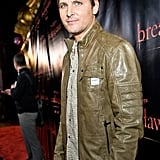 Peter Facinelli hit the red carpet for the Breaking Dawn Part 1 concert in Chicago.