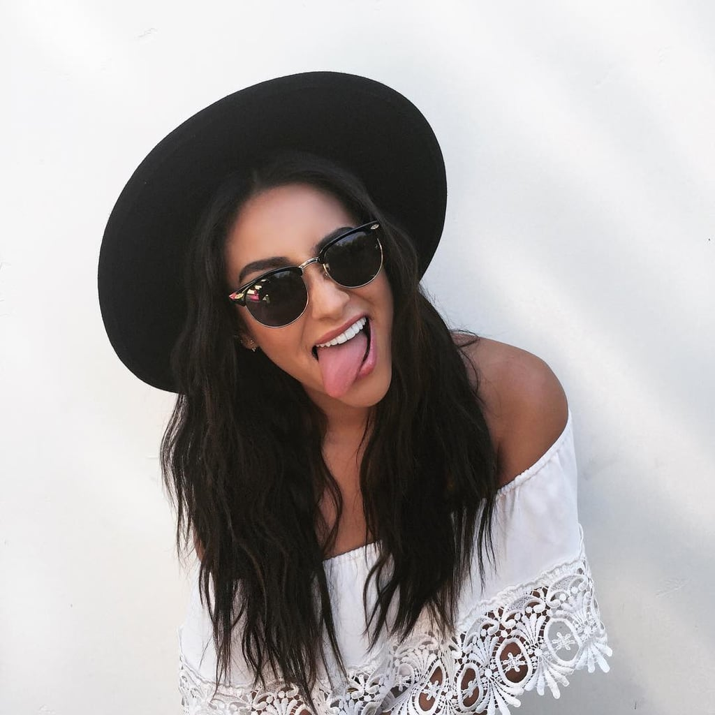 Shay Mitchell Outfit Inspiration