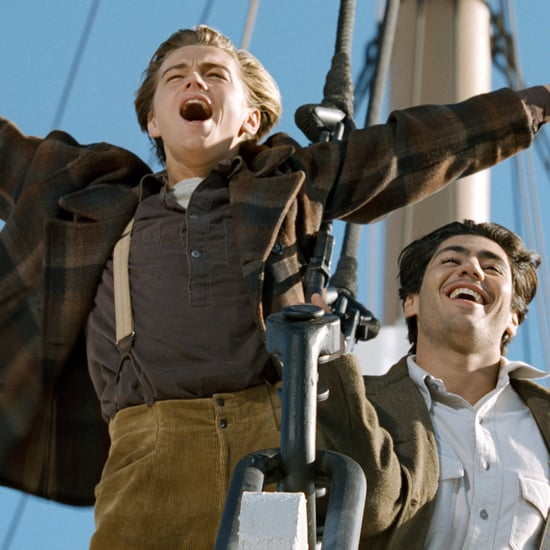 "Leonardo DiCaprio Hates ""I'm King of the World"" Line Titanic"