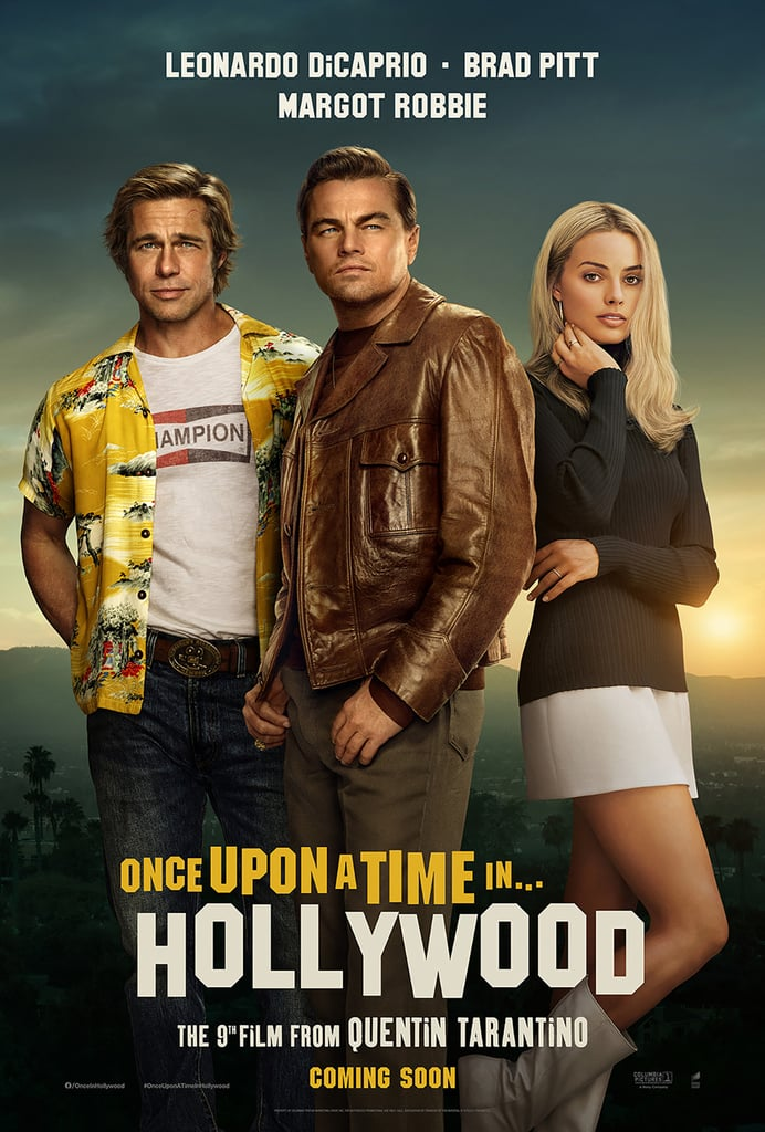 Image result for once upon a time in hollywood movie poster