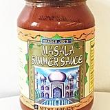 Trader Joe's Masala Simmer Sauce ($2)