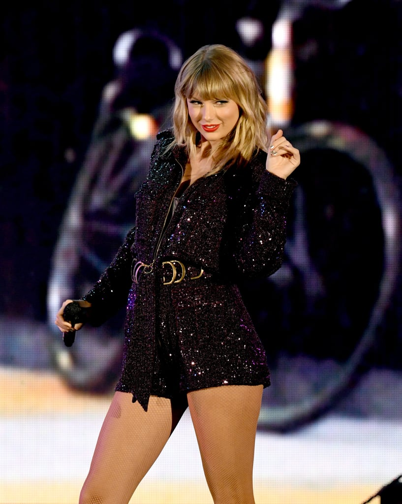 Nov. 18, 2019: Taylor Gets Approval For Her AMAs Performance