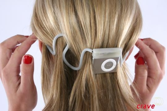 Totally Geeky Or Completely Crazy? 'Wireless' Arriva Headphones