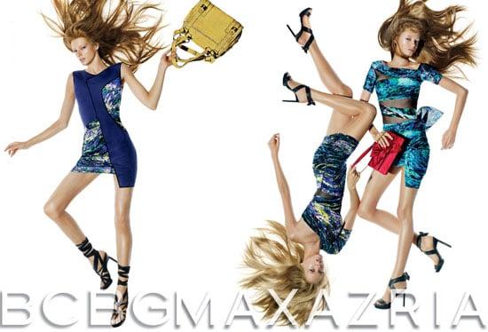 2010 Spring BCBG Max Azria Ad Campaign 2010-02-23 09:00:22