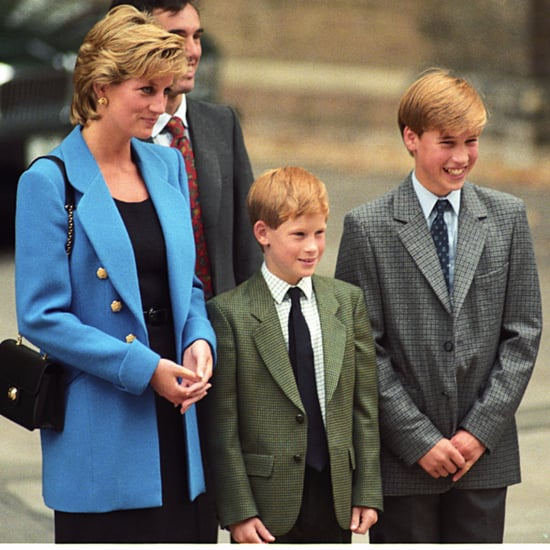 Princess Diana Family Traditions for Will and Harry