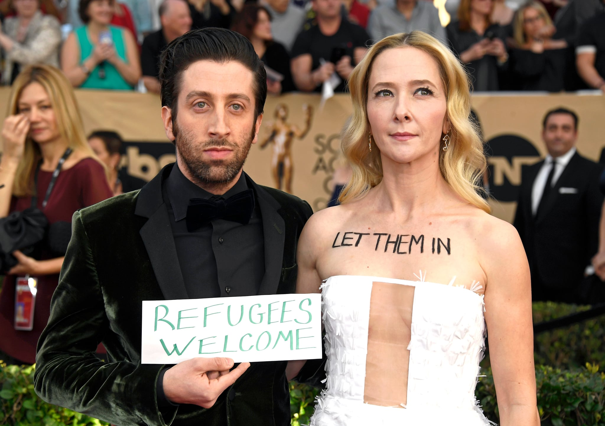 Image result for sag award protest picture