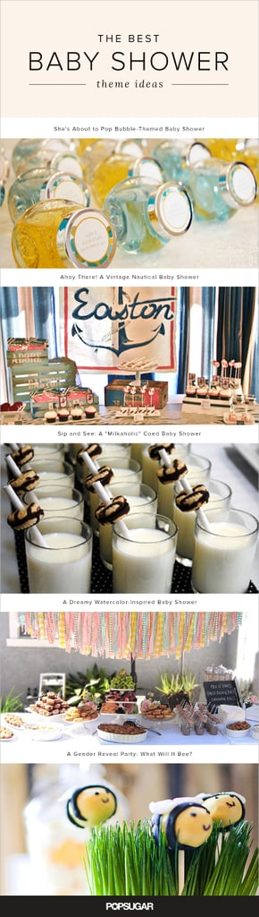 Best Baby Shower Ideas and Themes