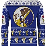 Beauty and the Beast: Merry Beastmas Knitted Christmas Sweater