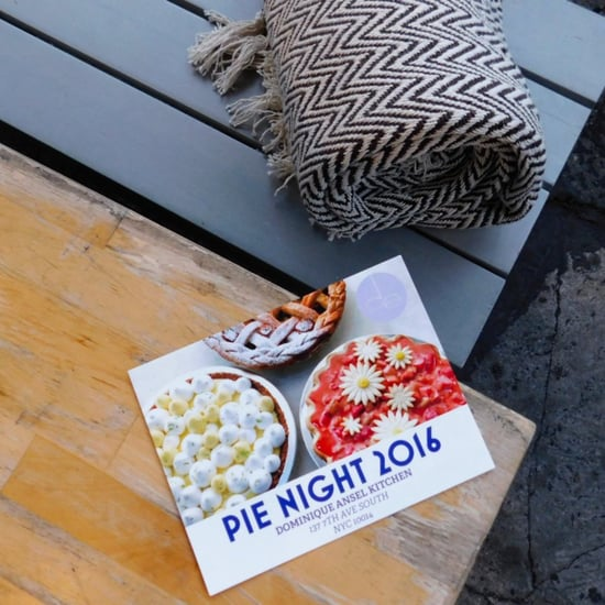 Dominique Ansel Pie Night 2016
