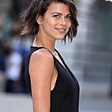 How to Style a Bob Haircut, According to Georgia Fowler