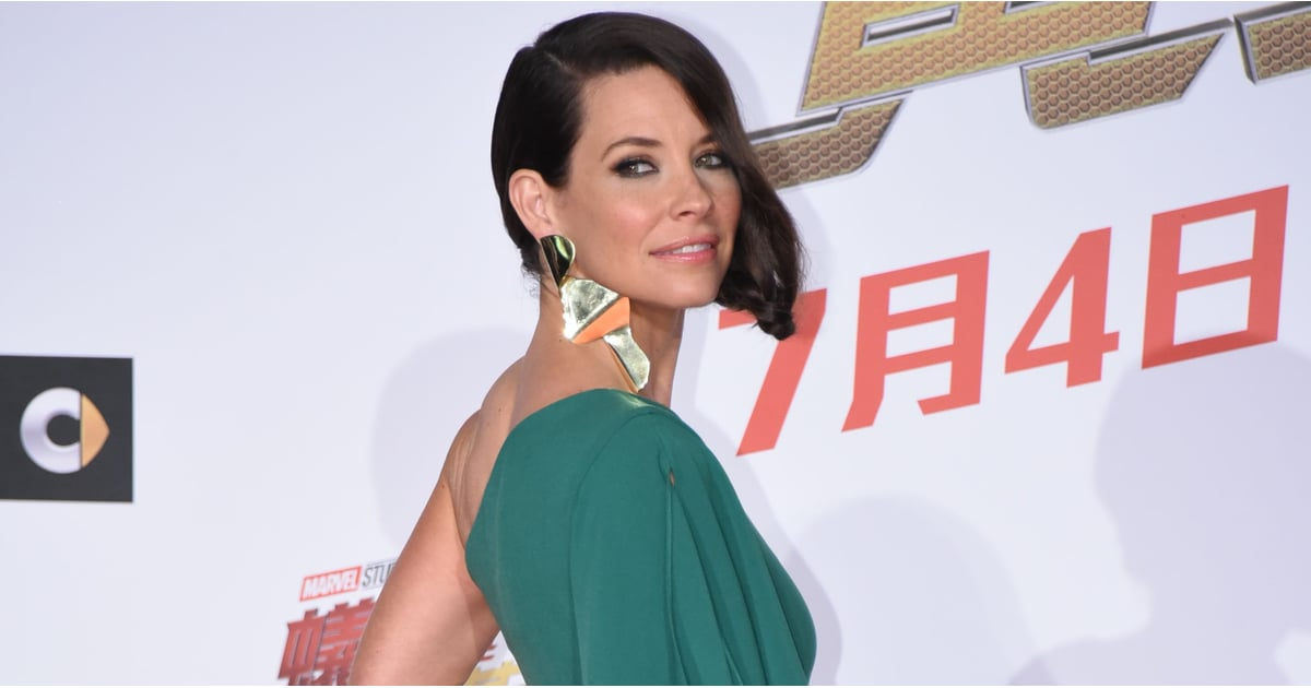 You Won't Believe the Workout Evangeline Lilly Did to Prepare For Ant-Man 2