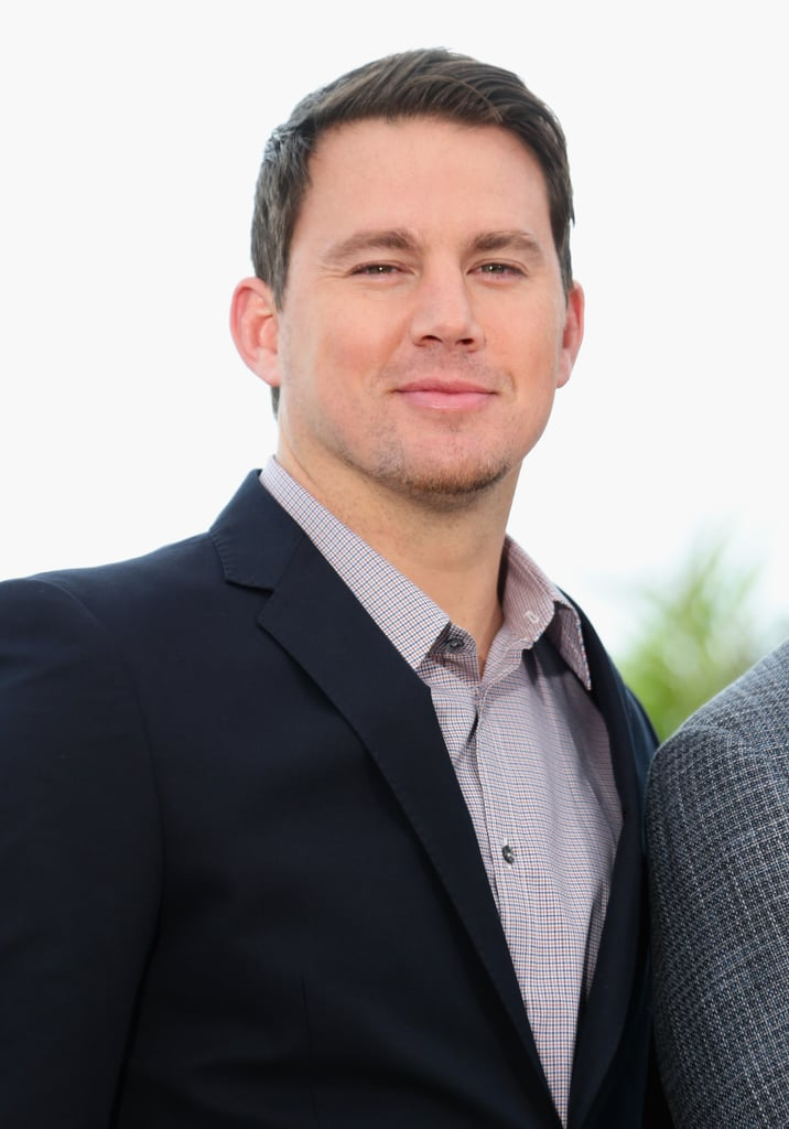 Even Channing Tatum Gets Insecure