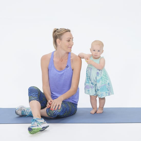 How to Exercise With Your Baby