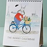 Dear Hancock 2018 Bunny Desk Calendar