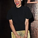 Rosario Dawson laughed at YSL.