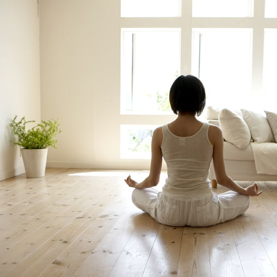 Tips For Practicing Yoga At Home Popsugar Fitness