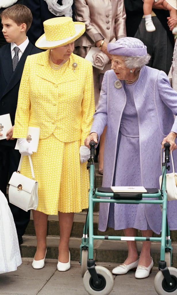 Princess Alexia of Greece and Carlos Morales Quintana, 1999