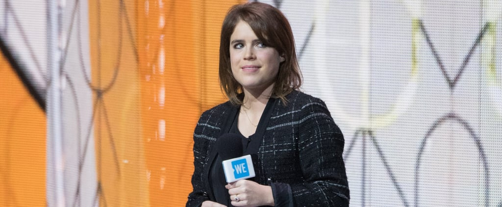 Princess Eugenie's Black Pumps Make Her Unlike Any Other Royal — I Mean, Look at 'Em!