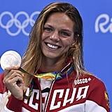 Yulia Efimova, Schwimmen, Russland