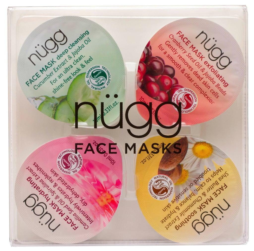 Nügg Beauty Face Masks 4-Pack