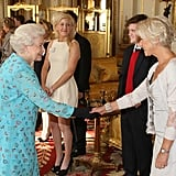 Helen Mirren and the Queen