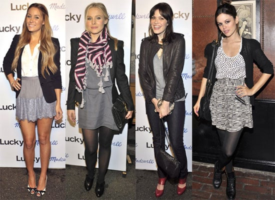 Photos of Lauren Conrad At Lucky Jeans Event in LA 2009-10-21 10:00:39