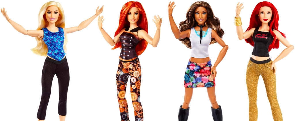 Mattel Is Bringing a Badass WWE Superstar Doll Line to Stores This Fall