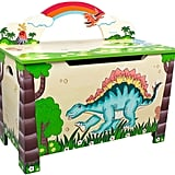 Teamson Kids Fantasy Fields Dinosaur Kingdom Toy Chest