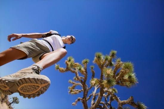 Urban Hikes Are Hikes, Too!