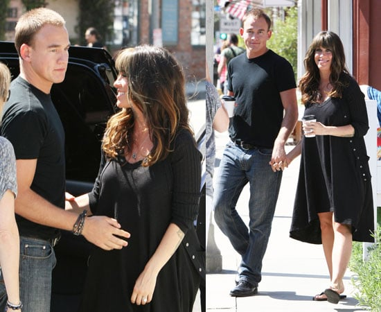 Pictures of Pregnant Alanis Morissette