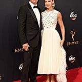 Jerry and Jessica Seinfeld