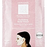 Dermovia Lace Your Face Hydrating Rose Water Compression Facial Mask