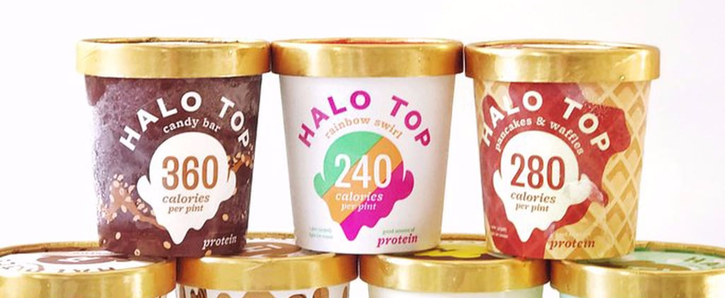 What's in Halo Top?