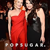 Diane Kruger and Idina Menzel