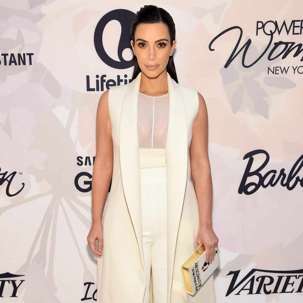 Kim Kardashian's Outfit at Variety's Power of Women NYC