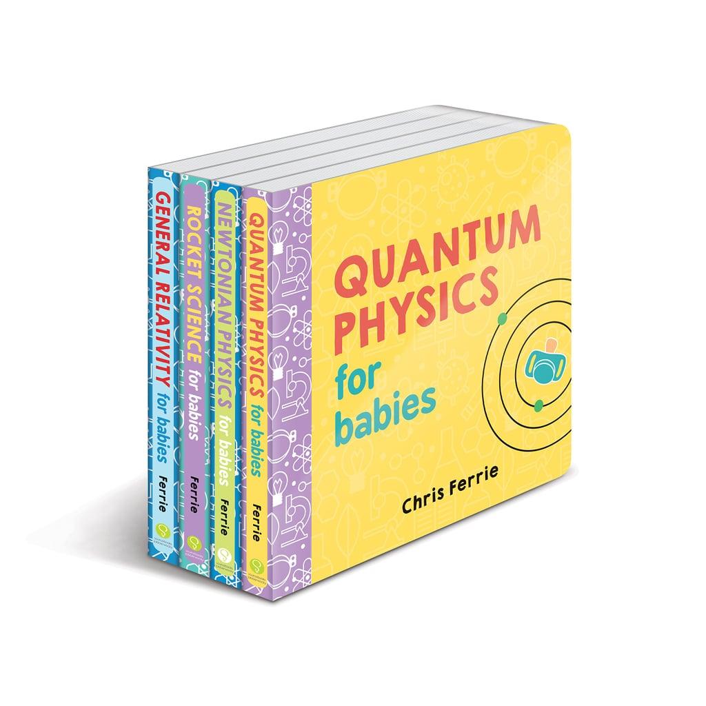 For Infants: Baby University Board Book Set