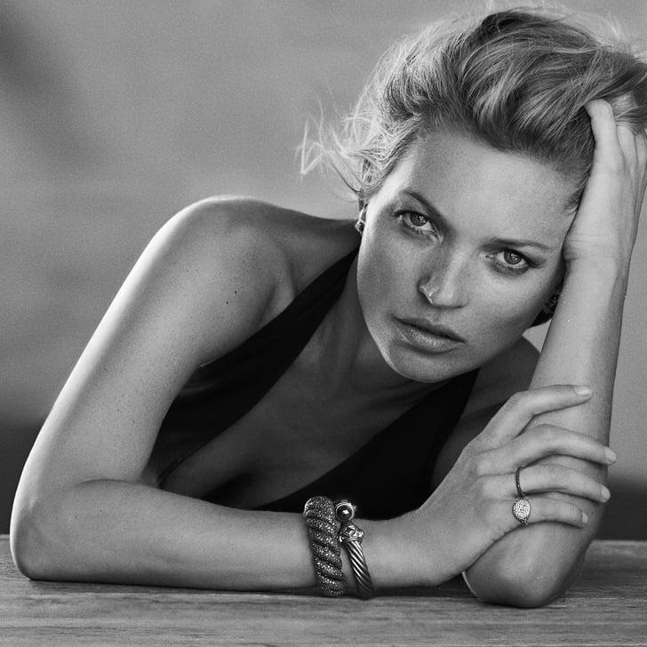 Kate Moss David Yurman Fall 2014 Campaign