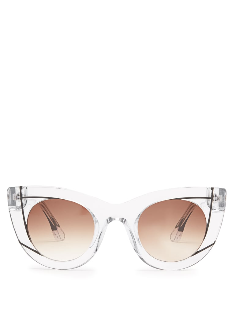 Wavvvy Cat Eye Acetate Sunglasses Thierry Lasry TiFW5PvmhF