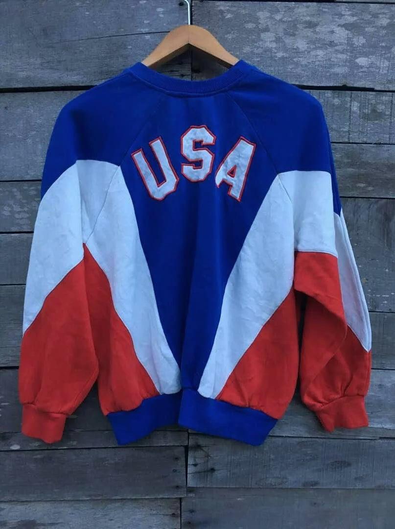 Etsy 83vintageshop Vintage Adidas USA Olympic Team