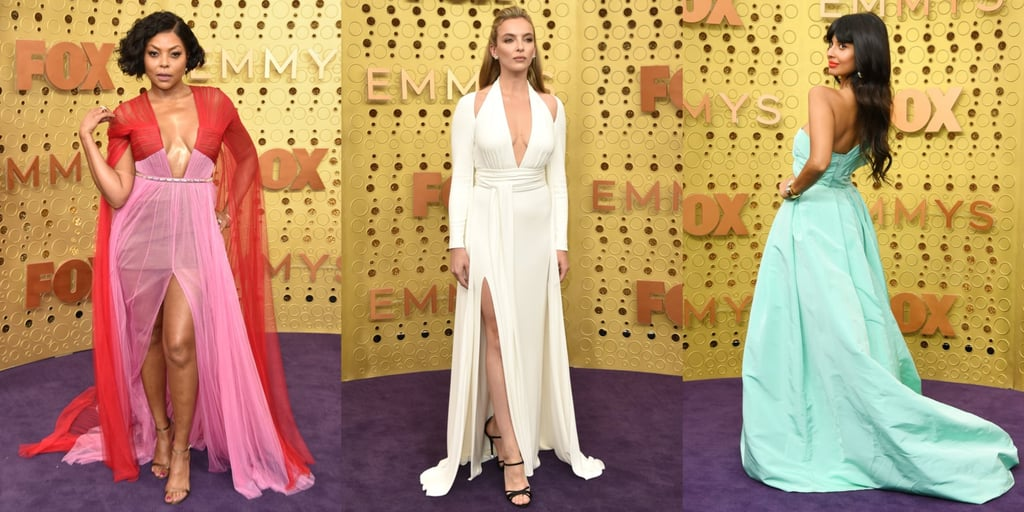 The Sexiest Dresses at the Emmys 2019